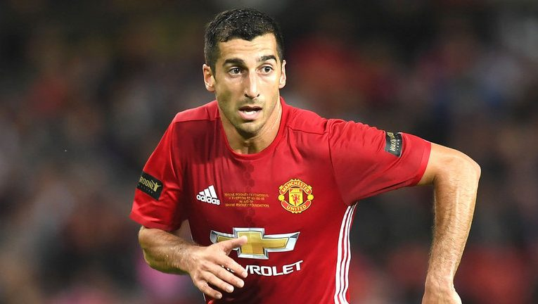 Henrikh Mkhitaryan. Photo: 101greatgoals.com